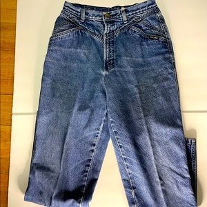 Vintage Rockies High waisted jeans size 13/14 32